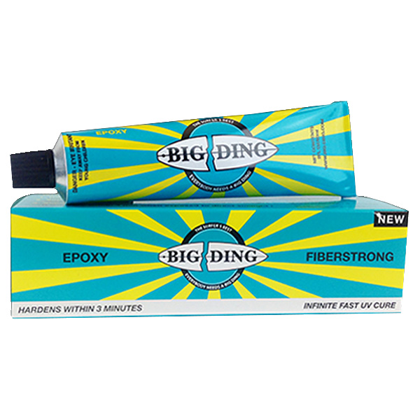 Big Ding UV Cure Epoxy Fiberstrong