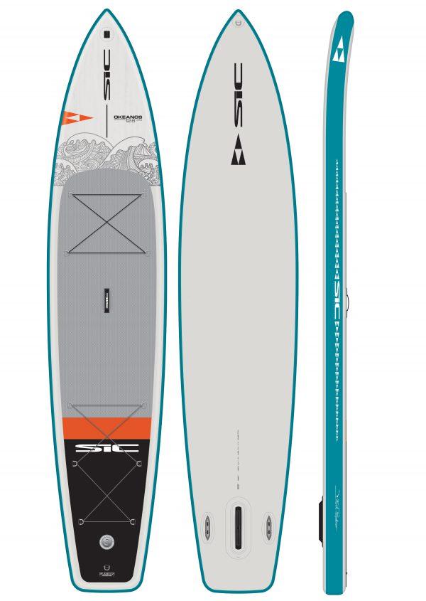 SIC Air-Glide Okeanos 12.6×31