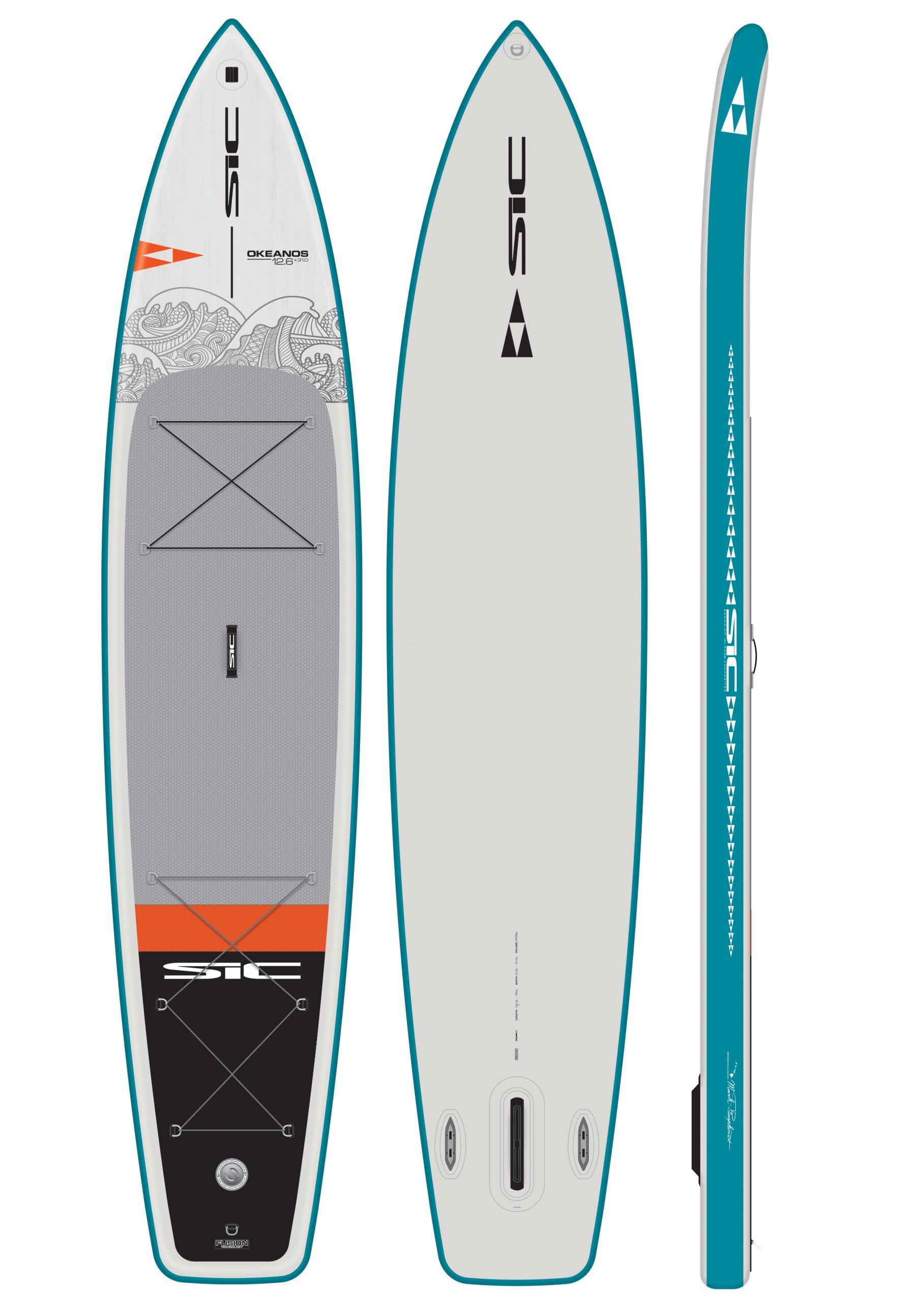 SIC Air-Glide Okeanos 12.6x31