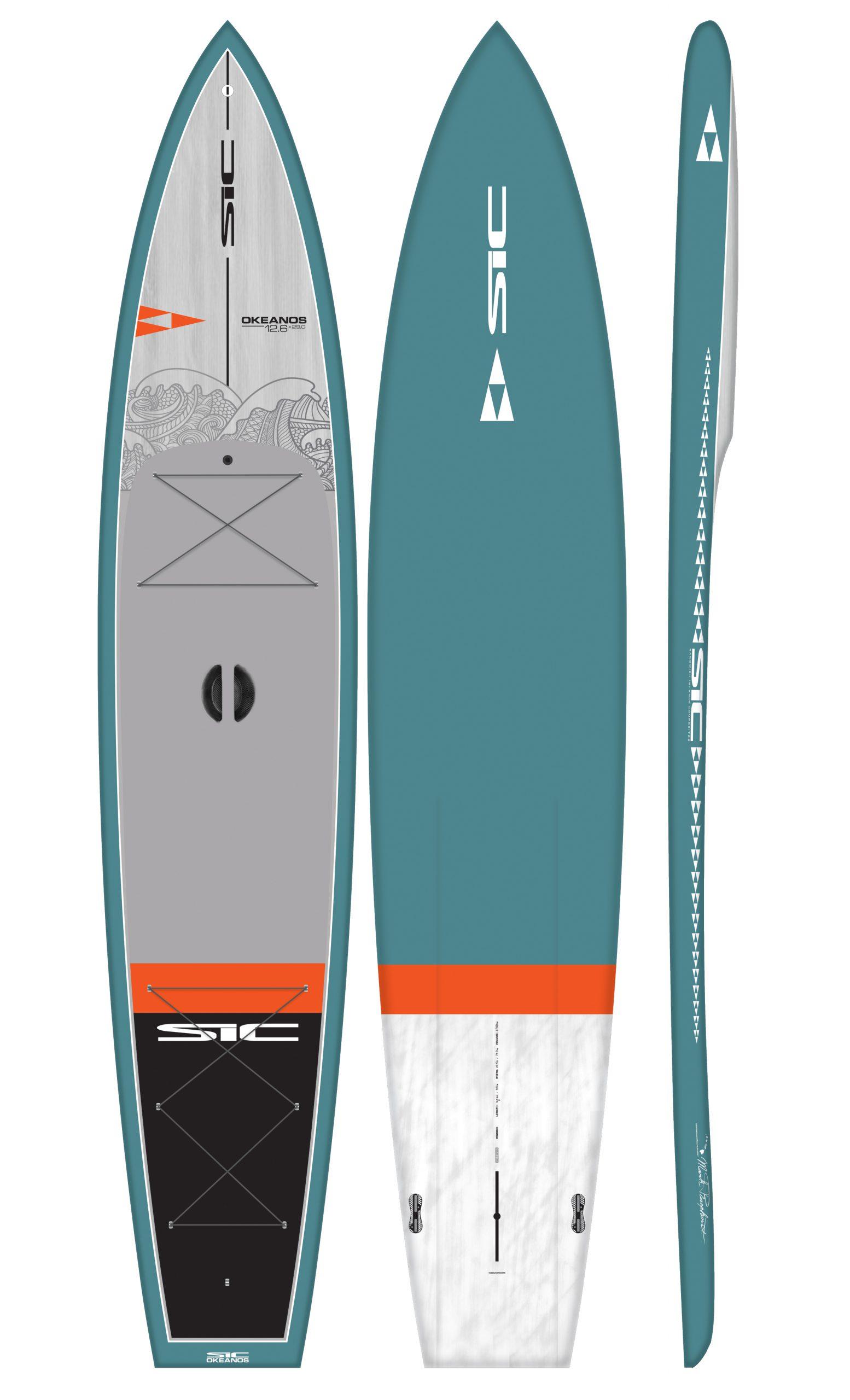 SIC Okeanos 12.6x29