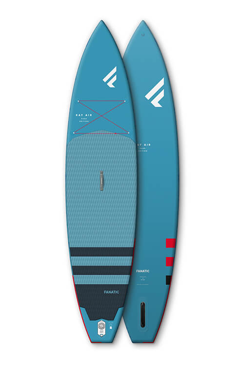 Fanatic Ray Air Pure touring 11.6x31