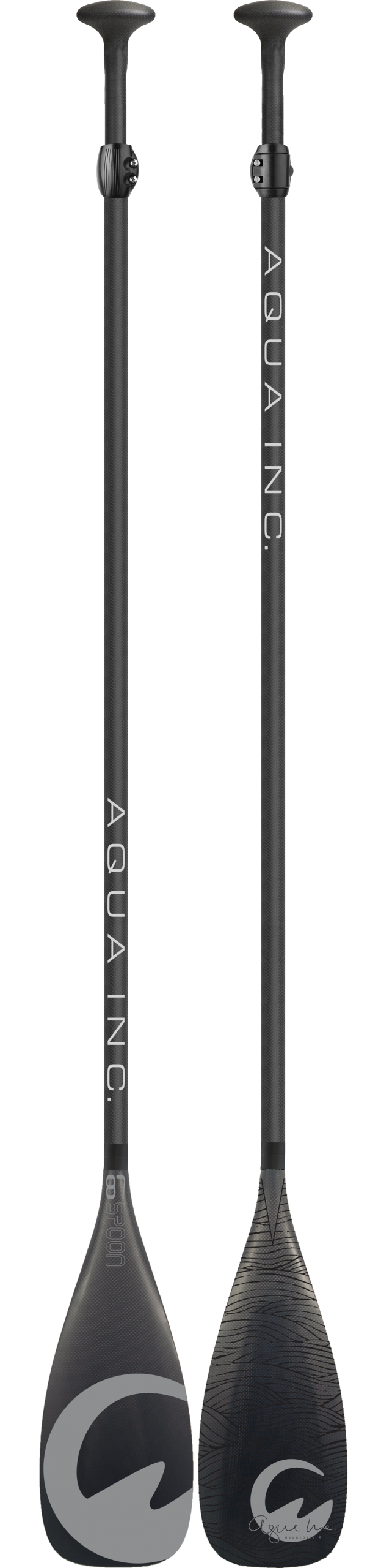 Aqua Inc. peddel Spoon verstelbaar