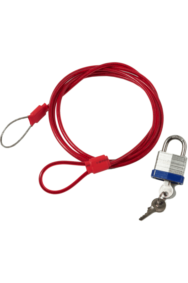 North Core Lock Jaw, leash plug slot