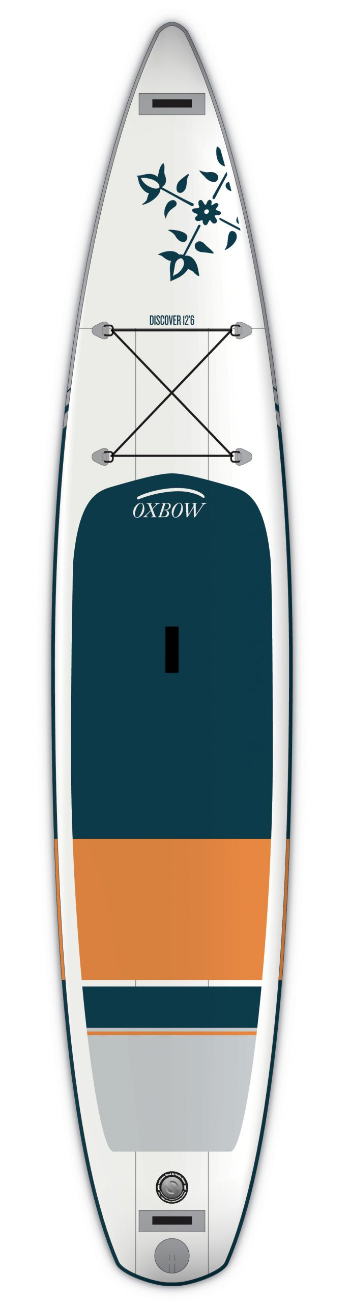 OXBOW DISCOVERY AIR 12'6