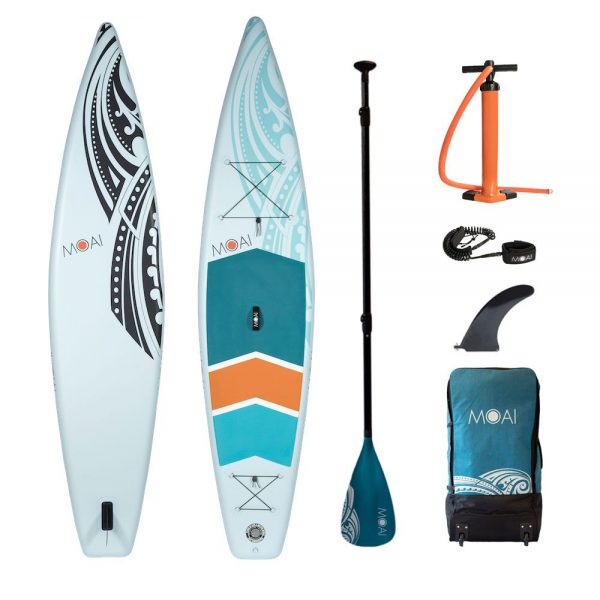 MOAI TOURING 12'6″ PACKAGE