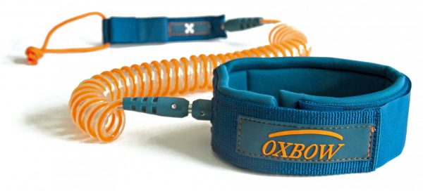OXBOW coiled leash 8″