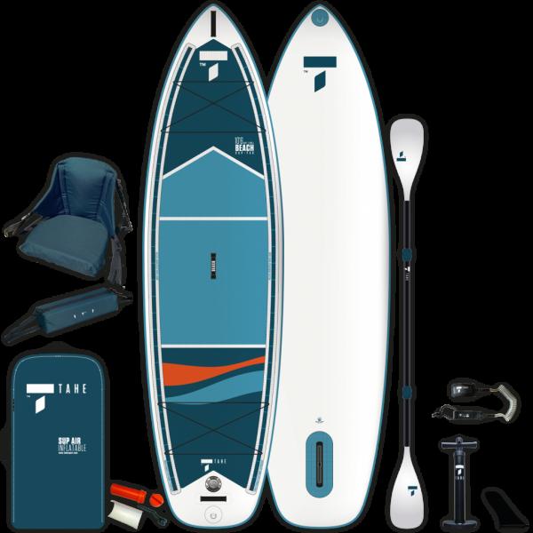 TAHE SUP YAK AIR BEACH 10'6″ kayak package