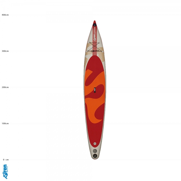 SIREN BARRA 12'6″HCT inflatable SUP board