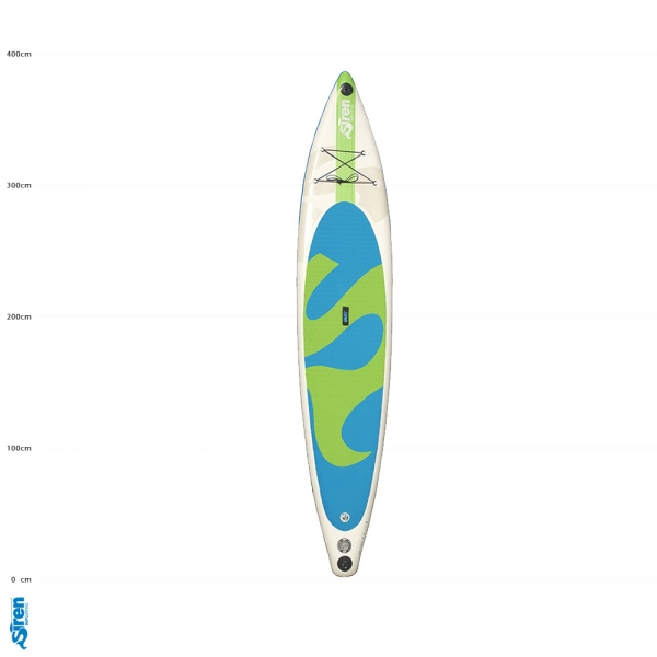 SIREN PIKE 12'6″ HCT inflatable SUP board