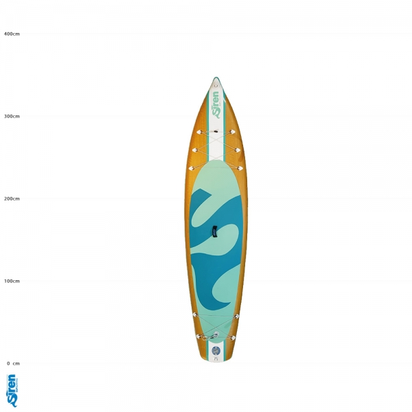 SIREN RUBIO 11'2″ inflatable SUP board
