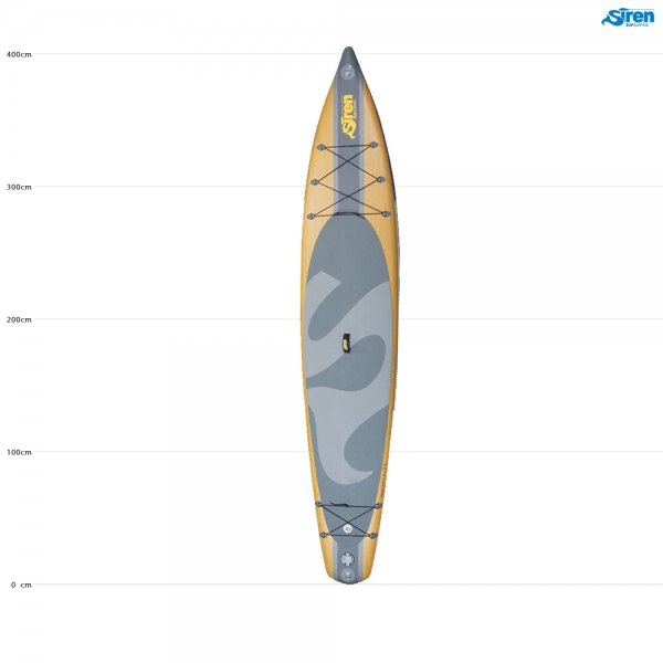 SIREN Tiburon 13'3″ inflatable SUP board