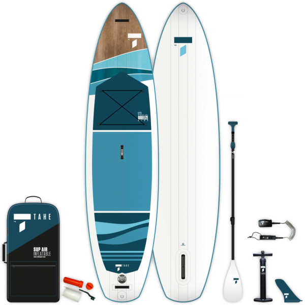 Tahe Breeze wing Air 11″ inflatable board