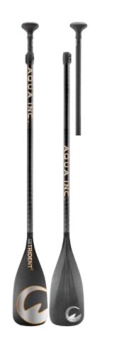 Aqua Inc Peddel Spoon 2, Carbon Verstelbaar