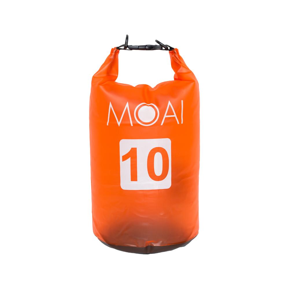 Dry Bag MOAI 10L Oranje