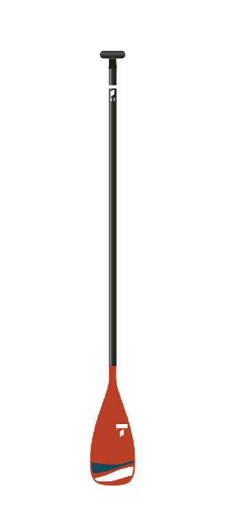 Beach alu adjustable paddle with level lock 170-210